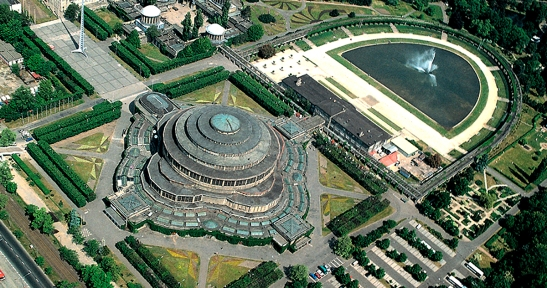 Halle du Centenaire de Wrocław - Pologne - Photo 4
