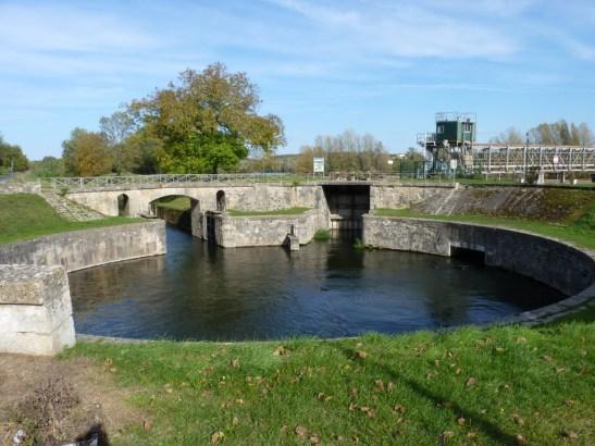 Canal latéral de la Loire - écluse des Lorrains - Apremont - 1838 - Photo 03