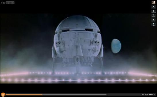 Film - 2001 l'odysée de l'espace - Stanley Kubrick - 1968 - Photo 12