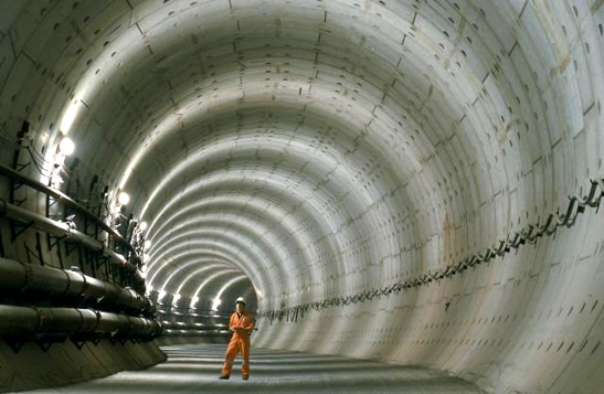 Tunnels - tunnel Bouygues