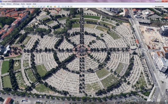 Nouveau cimetière de la Guillotière - Lyon - 1959 - Photo 01